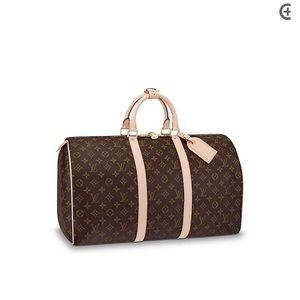 Authentic Louis Vuitton kepall